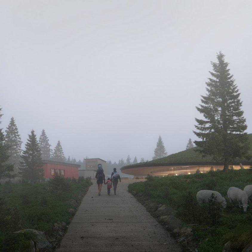 Planetario en Noruega 4