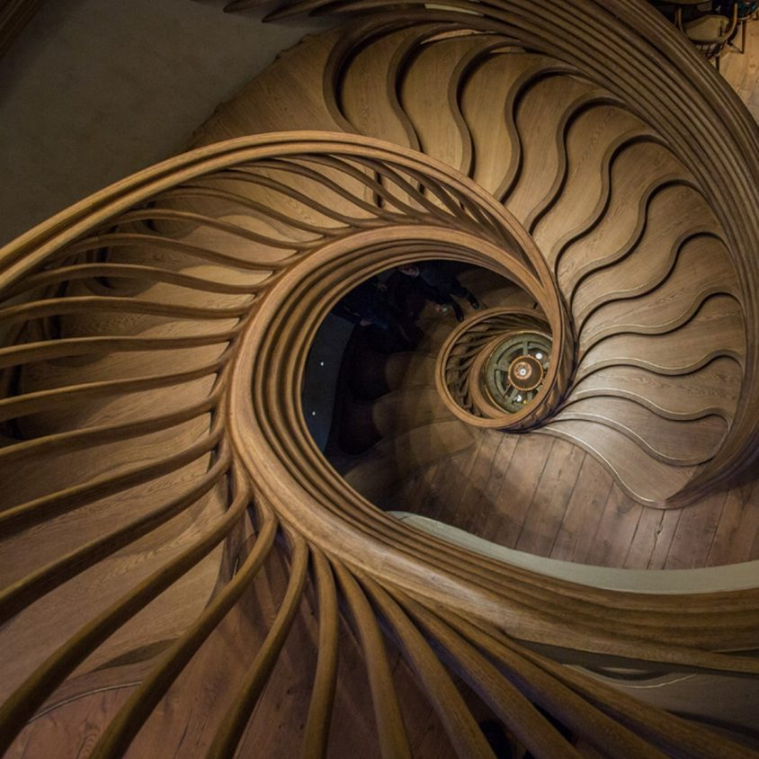 Stairstalk por Atmos 14