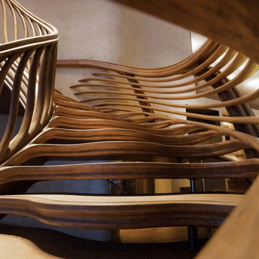 Stairstalk por Atmos 6