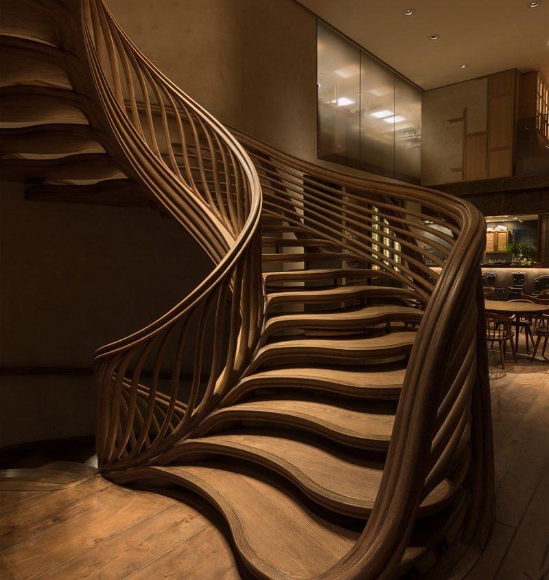 Stairstalk por Atmos 13