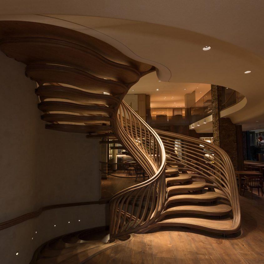 Stairstalk por Atmos 1