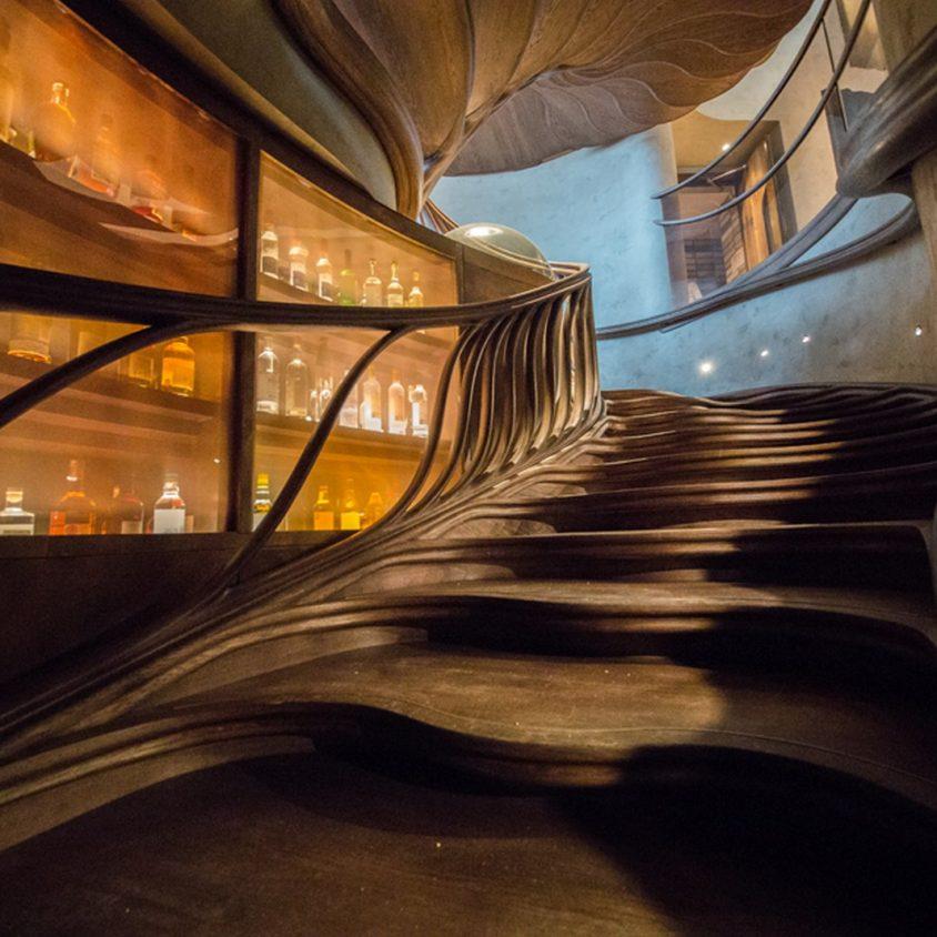 Stairstalk por Atmos 5