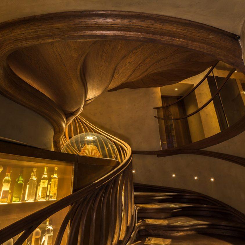Stairstalk por Atmos 9