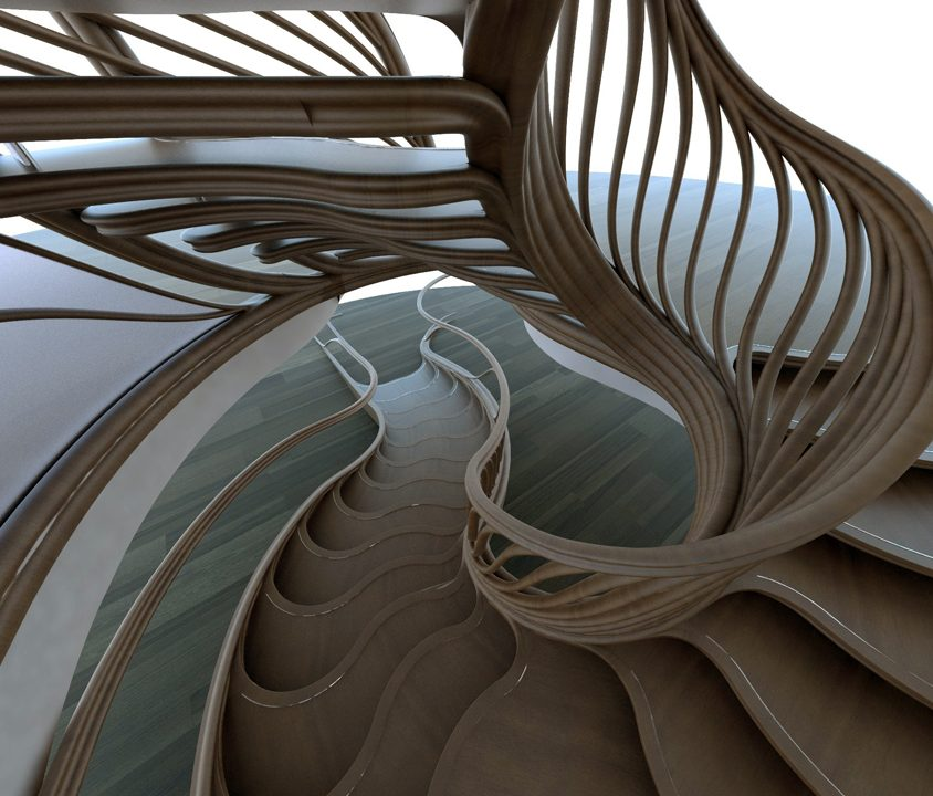 Stairstalk por Atmos 3
