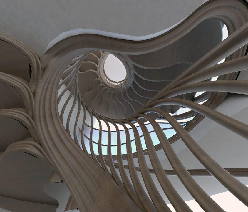 Stairstalk por Atmos 2