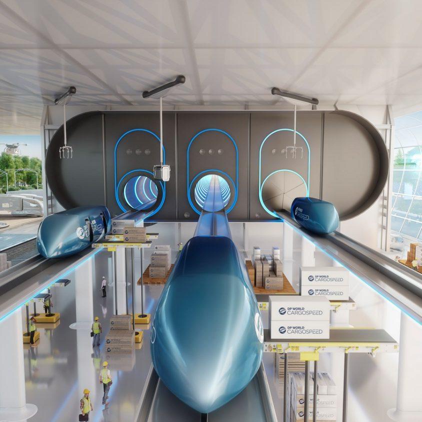 El transporte del futuro 1