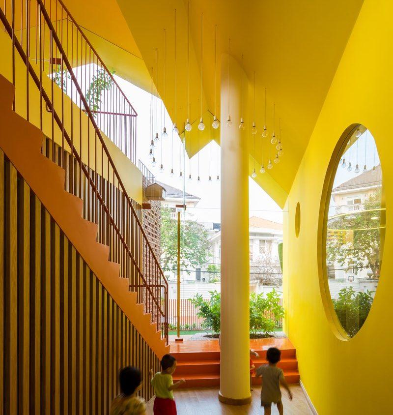 Jardín de infante vietnamita 10