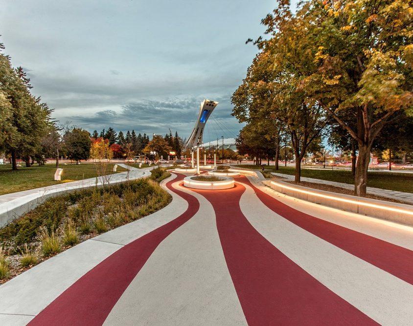 Parc Guido-Nincheri en Montreal 2