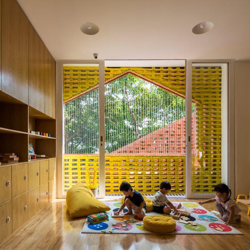 Jardín de infante vietnamita 3