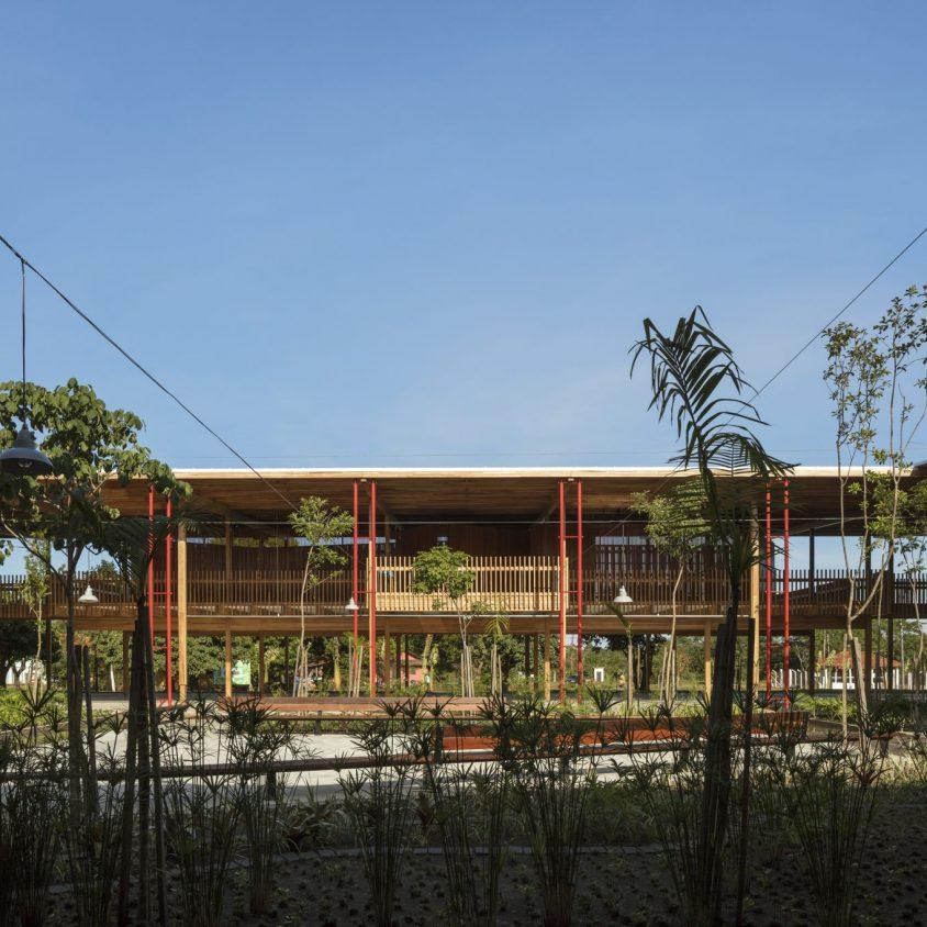 Un proyecto brasileño obtuvo un Riba Awards 2