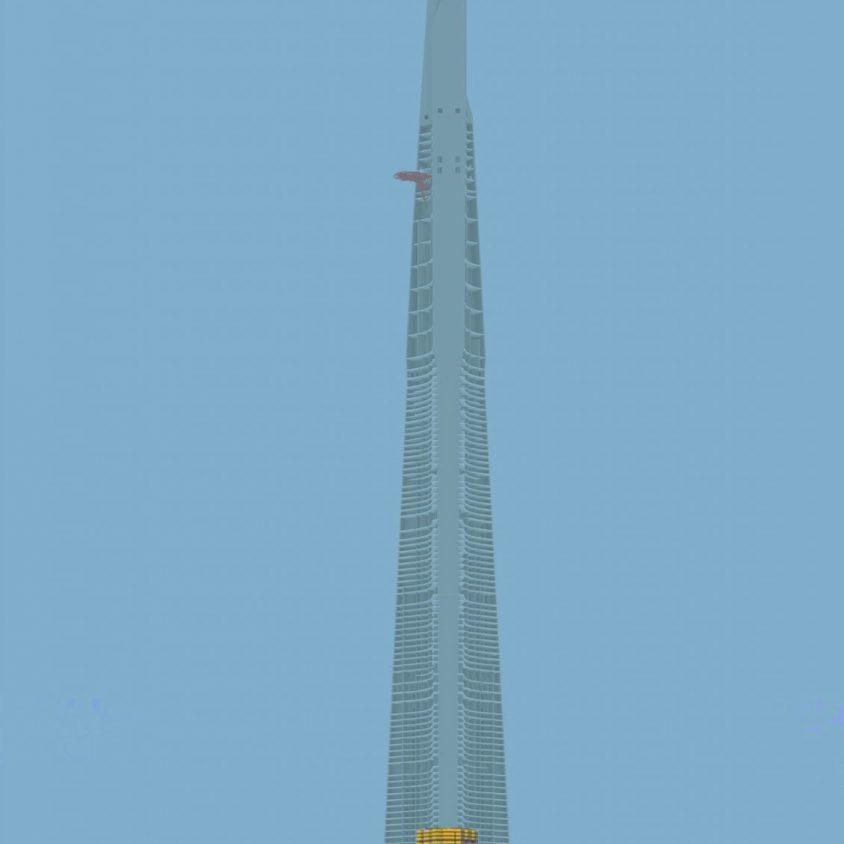 Jeddah Tower 1
