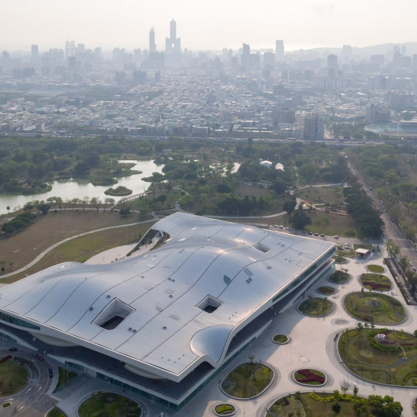 Centro Nacional de Artes de Kaohsiung 2