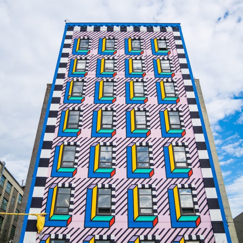 Un mural en Brooklyn 2
