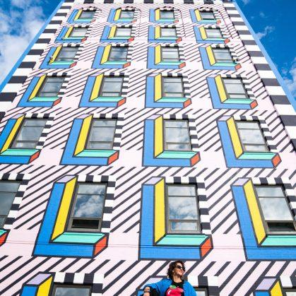 Un mural en Brooklyn 5