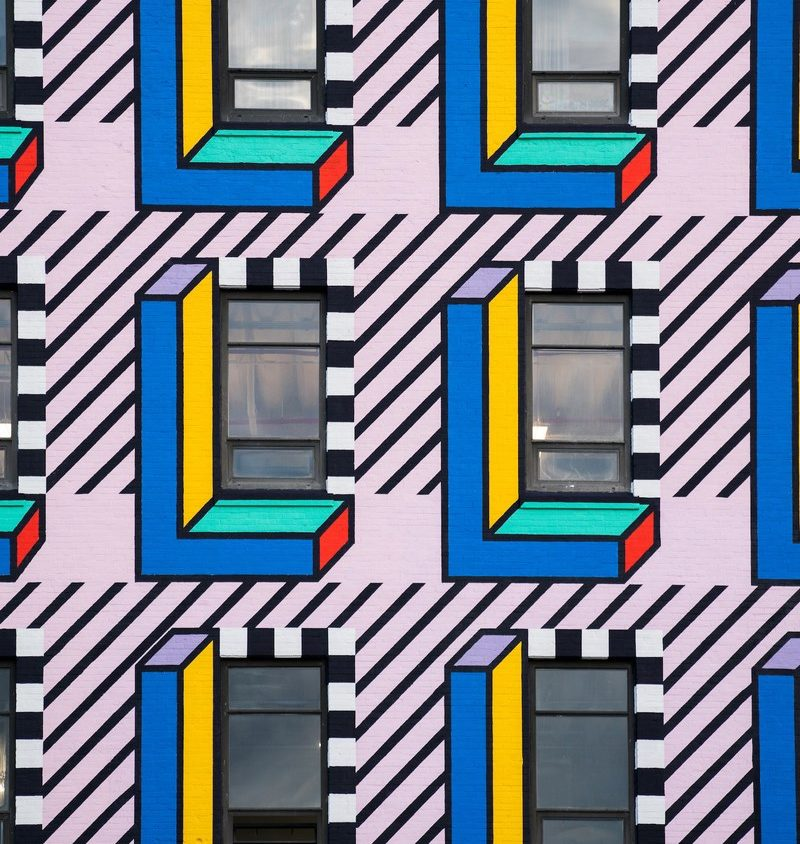 Un mural en Brooklyn 1