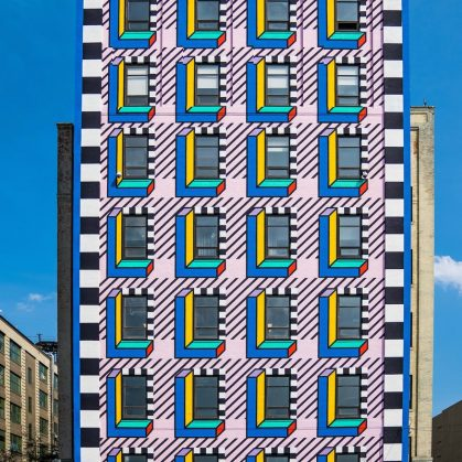 Un mural en Brooklyn 10