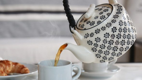 Juego de té Verbano 5