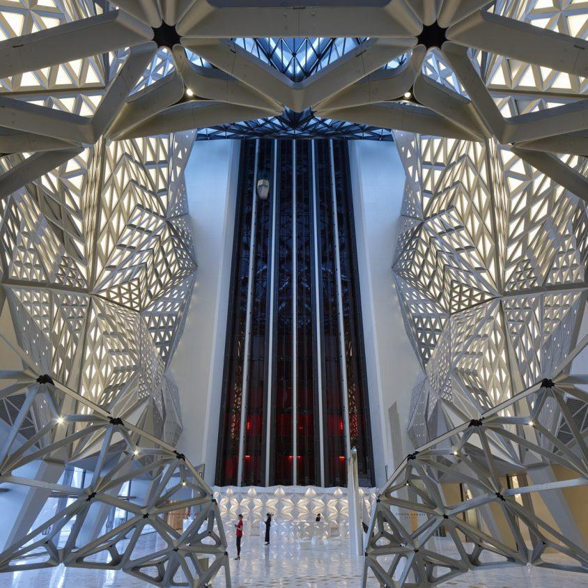 Morpheus, el nuevo hotel en City of Dreams 21