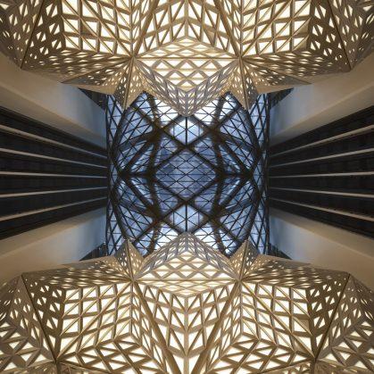 Morpheus, el nuevo hotel en City of Dreams 6