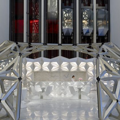 Morpheus, el nuevo hotel en City of Dreams 5