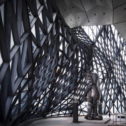 Morpheus, el nuevo hotel en City of Dreams 7