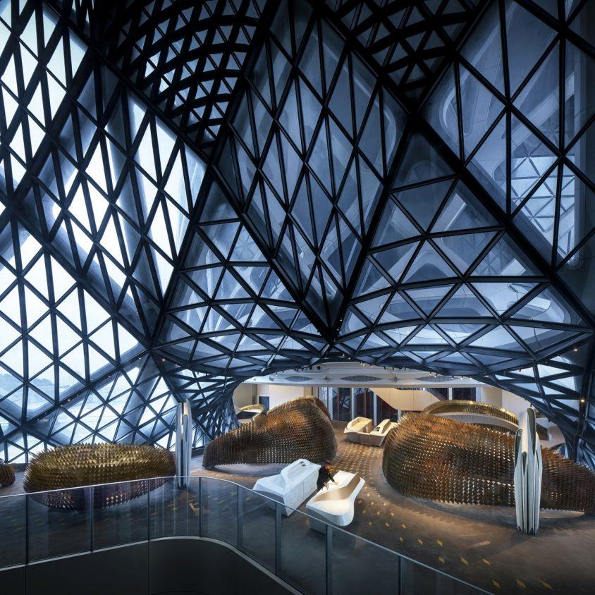 Morpheus, el nuevo hotel en City of Dreams 17