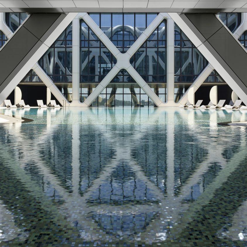 Morpheus, el nuevo hotel en City of Dreams 13