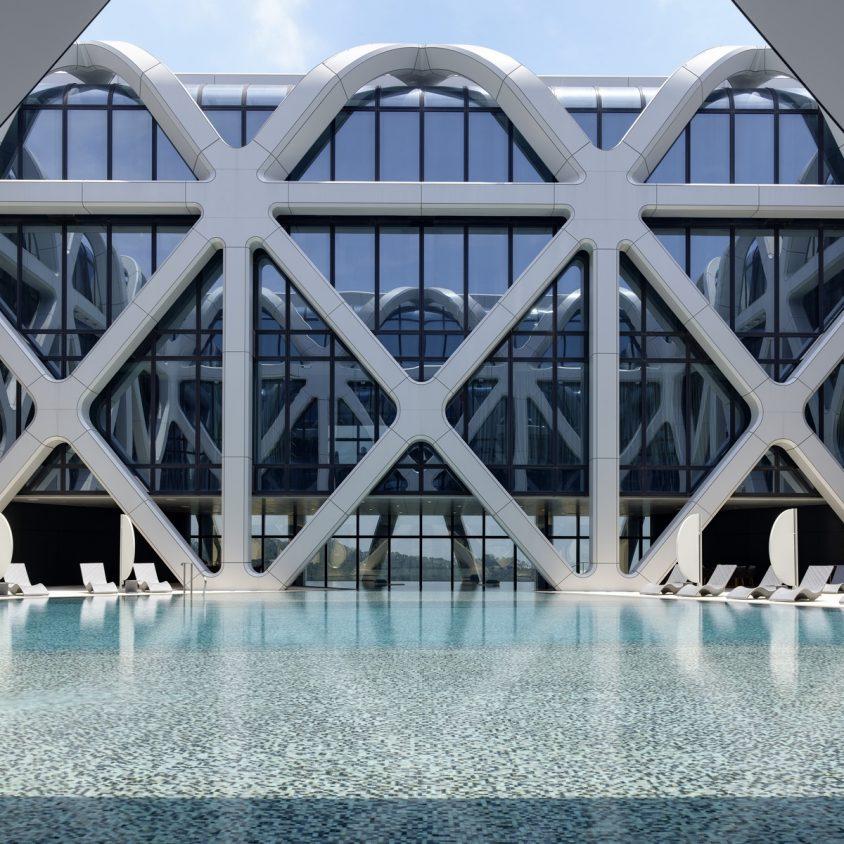 Morpheus, el nuevo hotel en City of Dreams 12