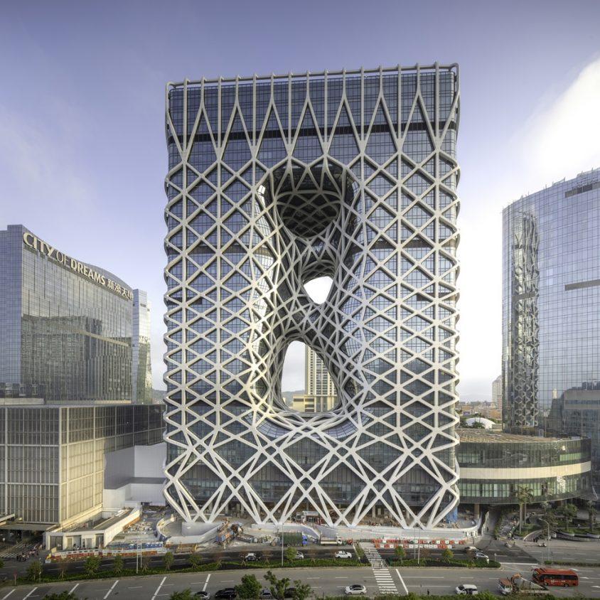 Morpheus, el nuevo hotel en City of Dreams 3