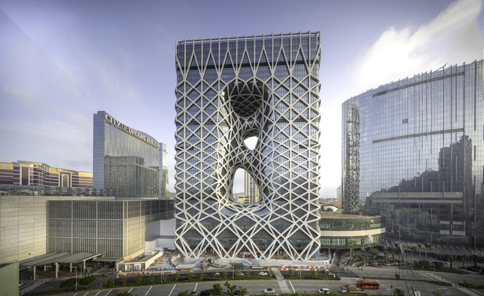 Morpheus, el nuevo hotel en City of Dreams 25