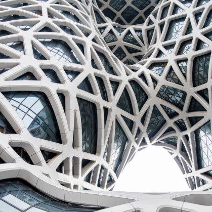 Morpheus, el nuevo hotel en City of Dreams 11