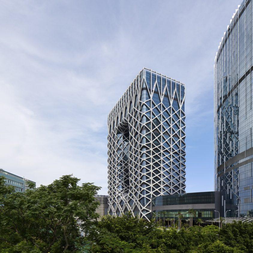 Morpheus, el nuevo hotel en City of Dreams 2