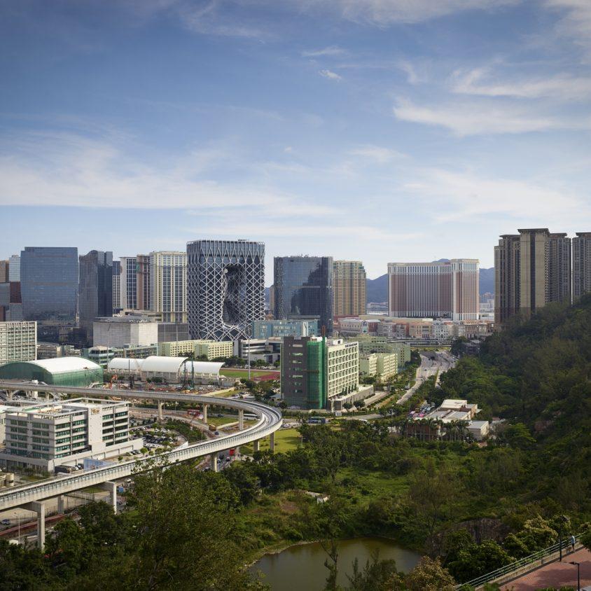 Morpheus, el nuevo hotel en City of Dreams 24