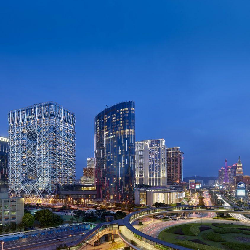 Morpheus, el nuevo hotel en City of Dreams 22