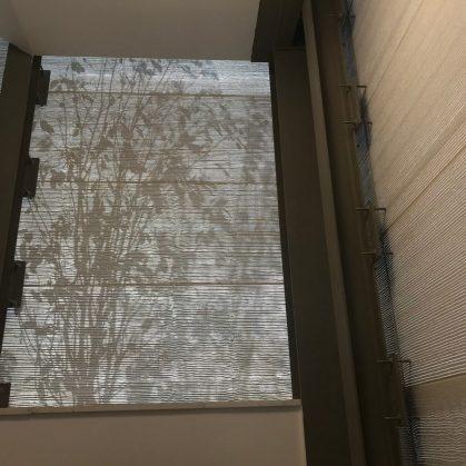 Hormigón traslúcido en el edificio de Capital Bank 10