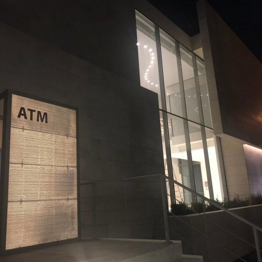 Hormigón traslúcido en el edificio de Capital Bank 2