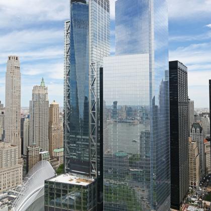 El 3 World Trade Center abrió sus puertas 6