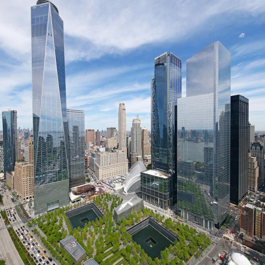 El 3 World Trade Center abrió sus puertas 2