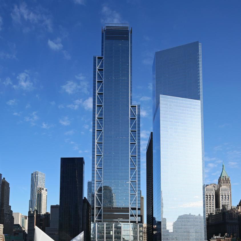 El 3 World Trade Center abrió sus puertas 3