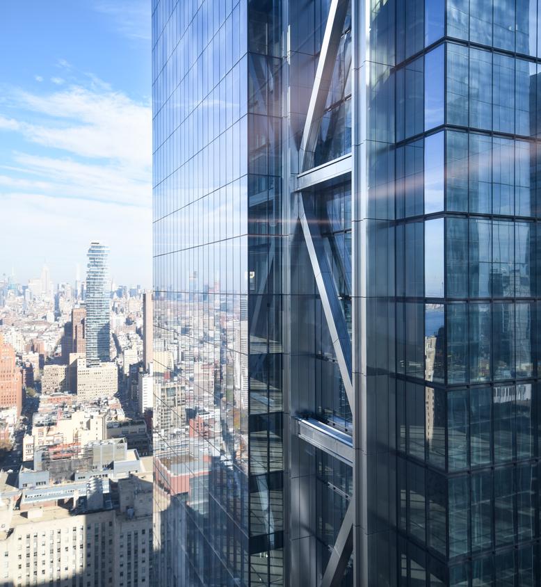 El 3 World Trade Center abrió sus puertas 8