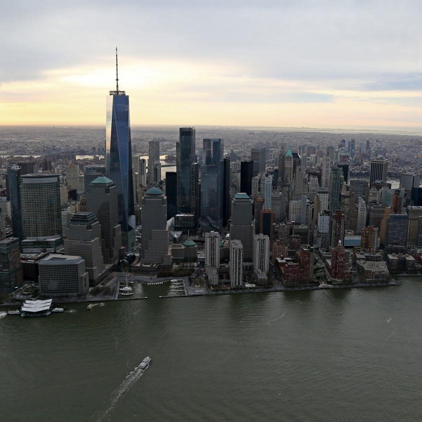 El 3 World Trade Center abrió sus puertas 16