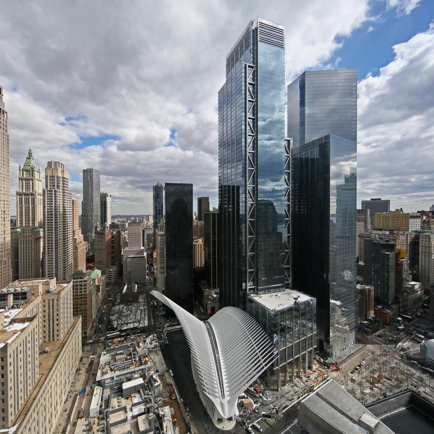 El 3 World Trade Center abrió sus puertas 1
