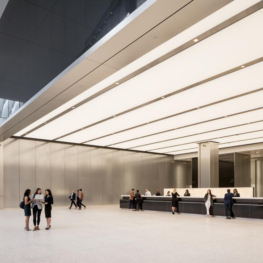 El 3 World Trade Center abrió sus puertas 15