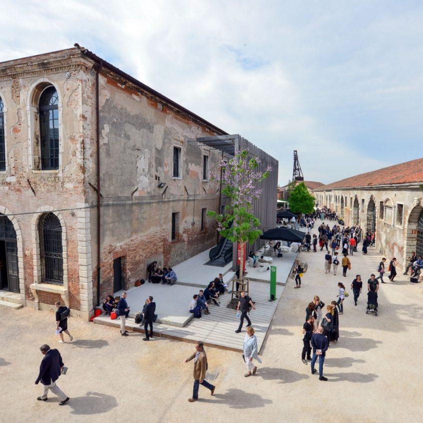 La Bienal de Arquitectura de Venecia está en marcha 4