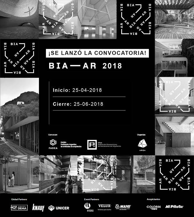 Se lanzó la convocatoria para la BIA-AR 2018 1