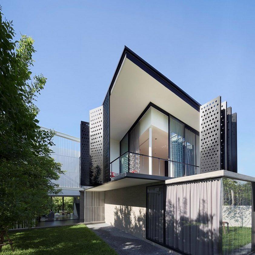 La casa más segura de Bangkok 1