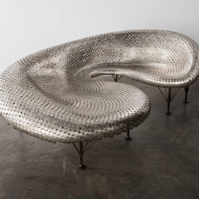 Coin Furniture, La moneda con valor de Diseño 1