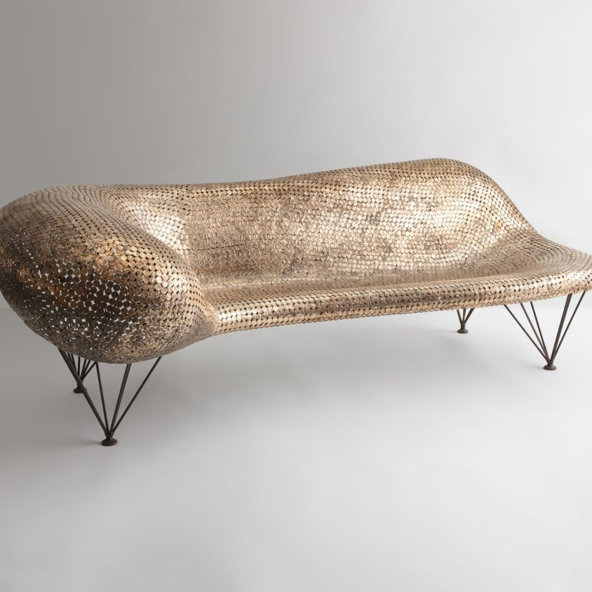 Coin Furniture, La moneda con valor de Diseño 4