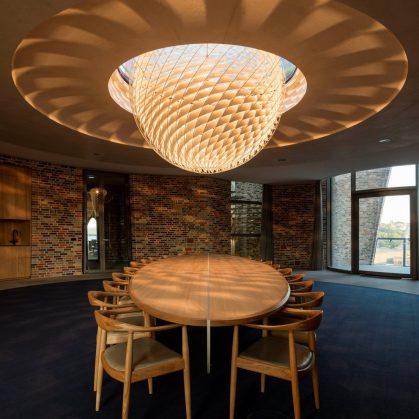 Fjordenhus, el arte y la arquitectura de Olafur Eliasson 14