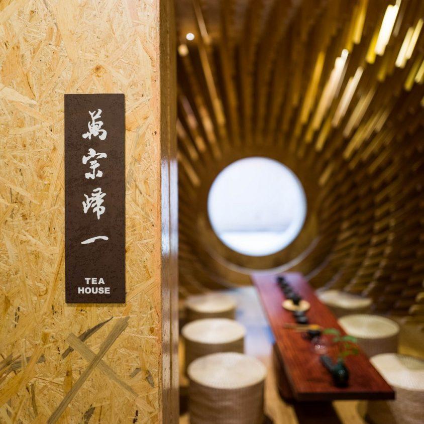 Casa de Té en China 13